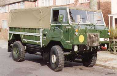 All Wheel Trim Ltd. Land Rover 101FC page
