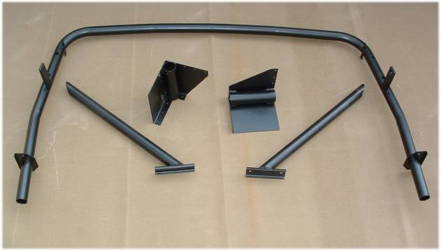 All Wheel Trim Ltd Land Rover Frames